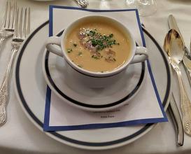 Dinner at Knickerbocker Club