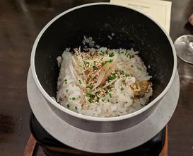Dinner at Japan Premium BEEF