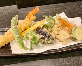 Lunch at 手打ち蕎麦 たがた Tagata