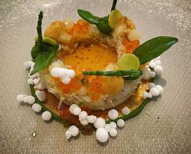 Dinner at Restaurant Haerlin im Fairmont Hotel Vier Jahreszeiten Hamburg