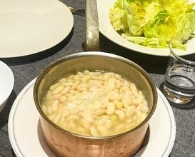 Dinner at Els Casals