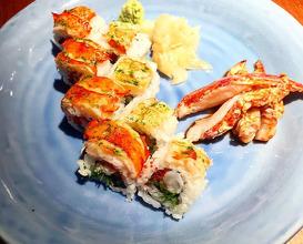 Dinner at 99 Sushi Bar Anantara Villa Padierna