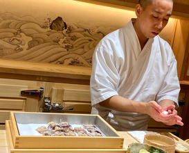 Dinner at 波濤 Hatou