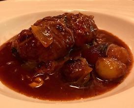 Dinner at Mas Albereda Hotel