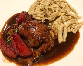 Dinner at Sitzwohl - Restaurant | Bar
