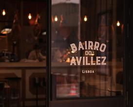 Dinner at Bairro Do Avillez