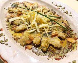 Dinner at La Bahía Restaurante