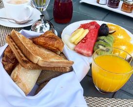 Dinner at Anantara Villa Padierna Palace Benahavis Marbella Resort