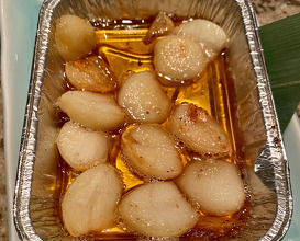 Dinner at Kirakutei (きらく亭)