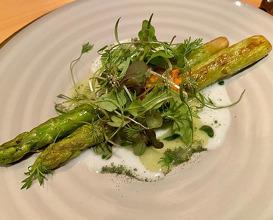 Dinner at AlterEgo Tokyo