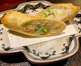 Dinner at 晴山