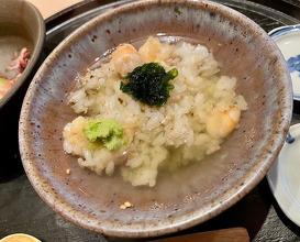 Dinner at 成生