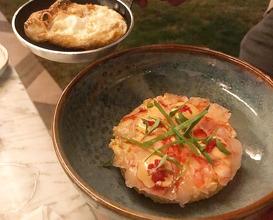 Dinner at Boho Club Marbella