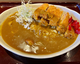 Lunch at やぶ新橋店