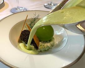 Dinner at L'Ambroisie