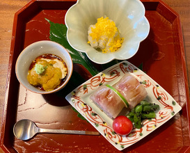 Lunch at Kyoumikai 蕎味 櫂