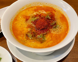 Lunch at NAKIRYU (創作麺工房 鳴龍)