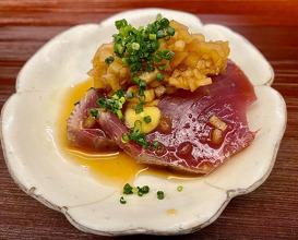 Dinner at 赤坂おぎ乃