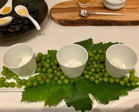 Laurent Perrier tasting at Feu (フウ)