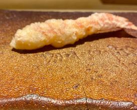 Dinner at Tempuraaraki (天ぷらあら木)
