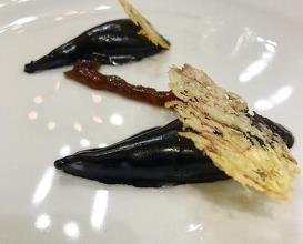 Dinner at Aponiente -Ángel León-