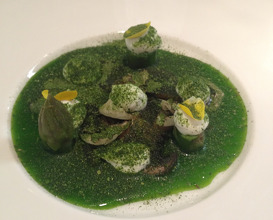 Lunch at Osteria Francescana