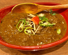 Dinner at Katcharu Batcharu (カッチャル バッチャル)