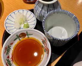 Lunch at Usagiya (うさぎや)