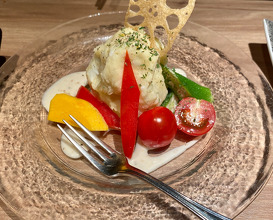 Late night snacks at Hakata Hotaru