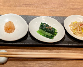 Dinner at Sumibiyakiniku Nakahara (炭火焼肉 なかはら)