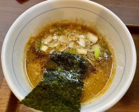 Lunch at つけめん さなだ Tsukemen Sanada