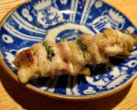 Dinner at 焼鳥今井