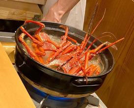 Dinner at 銀座しのはら