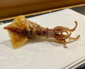 Dinner at てんぷら小野