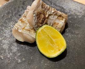 Dinner at 麻布三之橋 竹浪