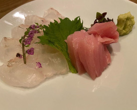 Dinner at 真由膳