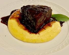 Dinner at Ostü