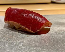 Dinner at 鮨 猪股