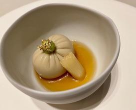 Dinner at Mosu Seoul