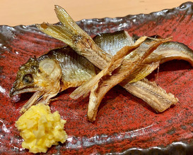 Dinner at Ashino at Chijmes