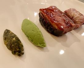 Dinner at Cloudstreet Singapore
