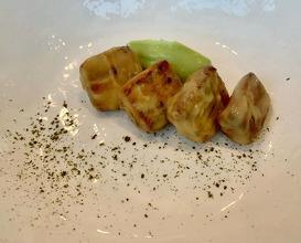 Dinner at Nodoguro