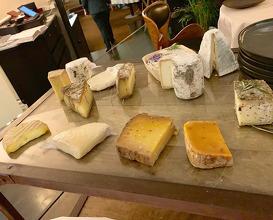 Dinner at L'Arcane