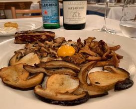 Dinner at Ganbara Bar - Asador