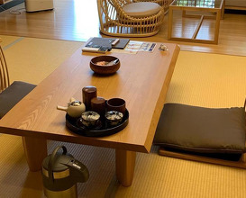 Dinner at 湯河原温泉 懐石旅庵 阿しか里 Ryokan  Ashikari