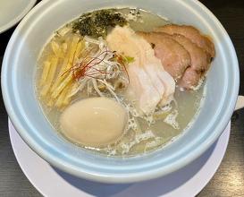 Lunch at らーめん三極志