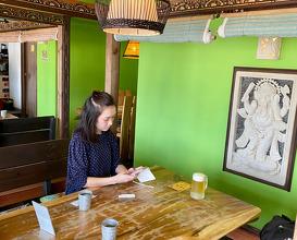 Lunch at Nettai-shokudo Shijo-kawaramachi