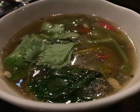 Dinner at โบ.ลาน (Bo.lan)