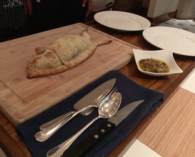 Dinner at Chef Mavro Restaurant