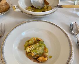 Dinner at Ristorante Casa Buono